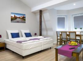 Emaus Apartments, Krakova