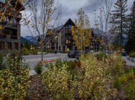 Rundle Cliffs Lodge Getaway, Canmore