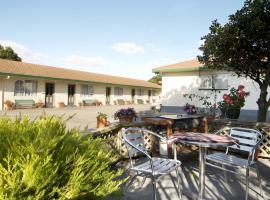 Earnslaw Motel, Christchurch