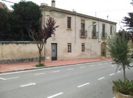 Casa Cal Manou, Pla del Panadés