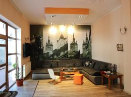 Cosbuc Apartment, Sighişoara