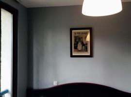 Hotel des Fillettes, Aubervilliers