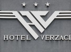 Hotel Verzaci, Rinas
