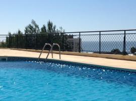 Atlantic Ocean & Pool Apartment, Figueira da Foz