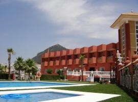 Hotel El Mirador de Rute, Rute