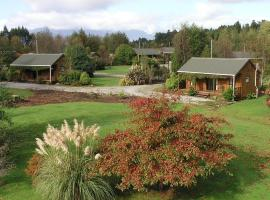 Lake Brunner Country Motel & Holiday Park, Moana