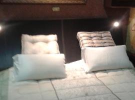Dreaming Two-Bedroom Apartment Kasr El Nil, Kairas