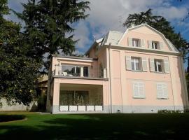 La Casa Del Faggio, Villa Guardia