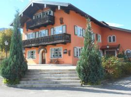 Hotel Garni Forsthaus Ruhpolding, Ruhpolding