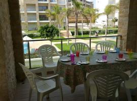 Plage Des Nations Apartment, Sidi Bouqnadel