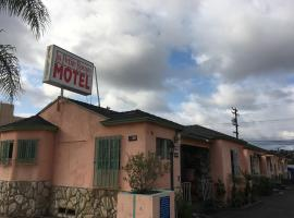 La Petite Rouge Motel, San Diego