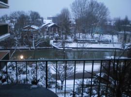 Joinville le Pont -Paris, Joinville-le-Pont