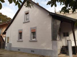 Ferienhaus auf dem Land, Lautersheim