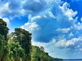 Bufeo Colorado Amazonas, Iquitos