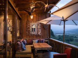 Emily Moon River Lodge, Plettenberg Bay