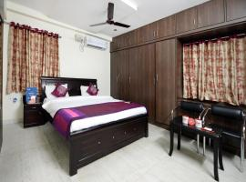 OYO Apartments Hitech Max Cure Hospital