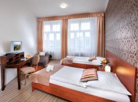 Hotel Ermi, Jince
