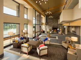 Lake Junaluska Conference and Golf Resort, Waynesville