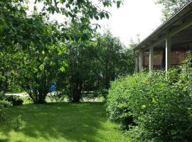Villa Gården, Vidsel