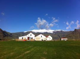 Eyjafjallajokull - Farmhouse, Eyvindarhólar