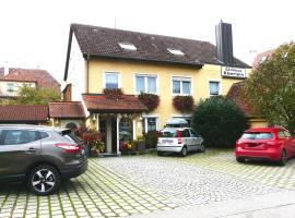 Gästehaus Eberlein, Rothenburg ob der Tauber