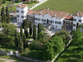 Villa Dragoni, Buttrio