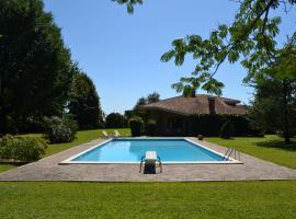 Villa Beretta, Percoto