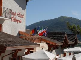 Park Hotel Olimpia, Brallo di Pregola