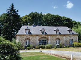 Holiday Home Chateau De Bel Air, Aucaleuc