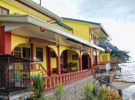 Captain Hook's Red Parrot Inn, Samal