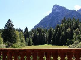 Ferienwohnung Oberammergau, Oberammergau