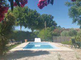Holiday home Rue de Belarga, Plaissan