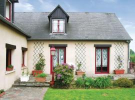 Holiday home Mesnil-Thebault *LXXVI *, Le Mesnil-Thébault
