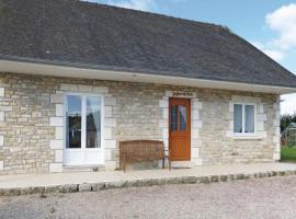 Holiday home Aumeville-Lestre 412, Aumeville-Lestre