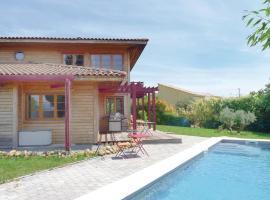 Holiday home Thezan-les-Béziers UV-1248, Pailhès
