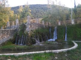 Refugio El Manantial, Arbuniel