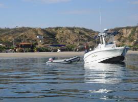 Las Cherelas Pesca & Aventura, Canoas De Punta Sal