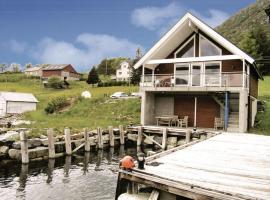 Holiday home Bremanger Berle, Bremangerlandet