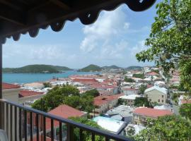 Galleon House Hotel, Charlotte Amalie
