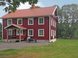 Holiday home Åbyholm Vissefjärda, Mölleryd