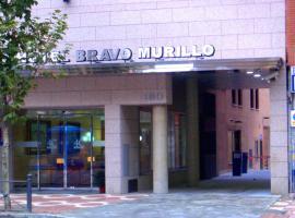 4C Bravo Murillo, Madri