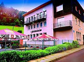 Penzion restaurace POHODA, Březová nad Svitavou