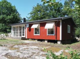 Holiday home Spjutsövägen Bräkne-Hoby, Garnanäs