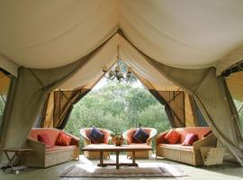 JK Mara Camp, Talek