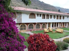 Andenes Pisaq Lodging House, Pisac