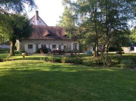 Au Moulin de Pasnel, Monteaux