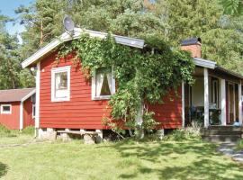 Holiday home Höga Älvängen, Verle