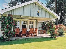 Holiday home Björkenäs Bergkvara, Bergkvara