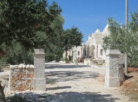 Case Vacanza La Vita A Cono, Cisternino