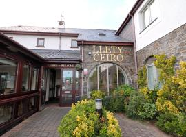 Llety Ceiro Guesthouse, Bow Street